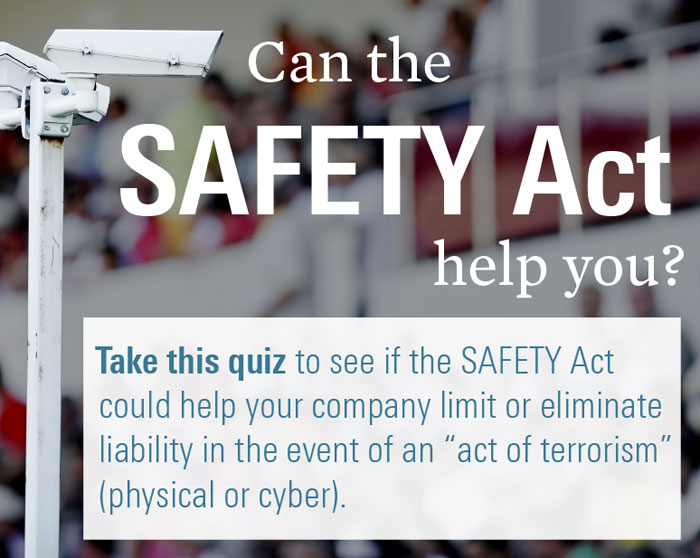 Safety Act Quiz Icon